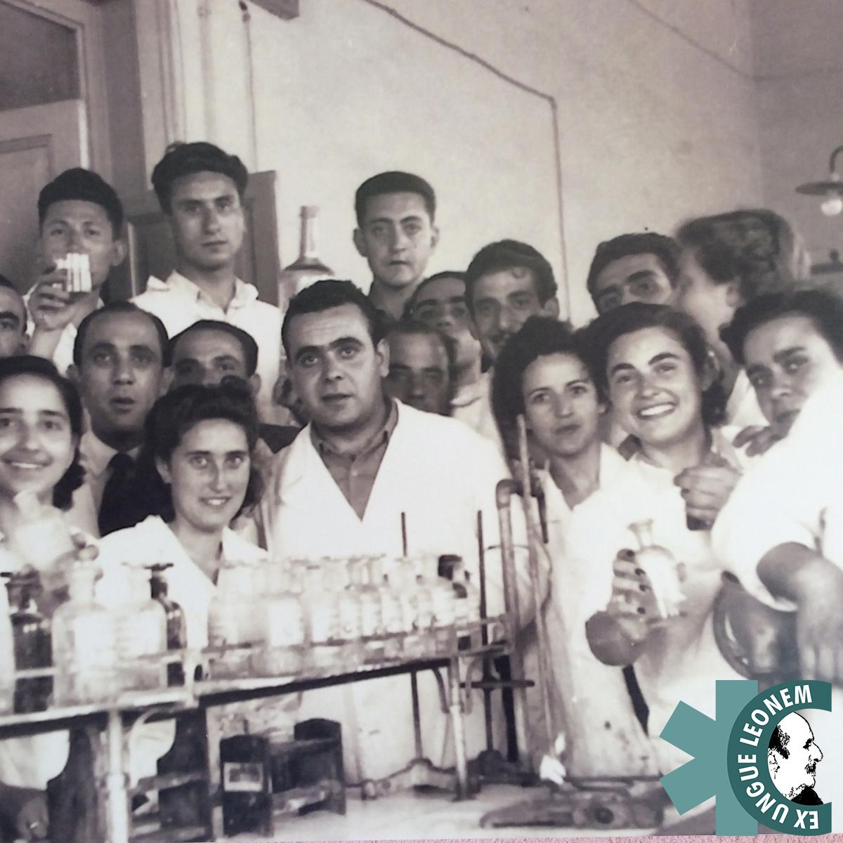 C006 - Foto studenti anni '50 Università di Messina